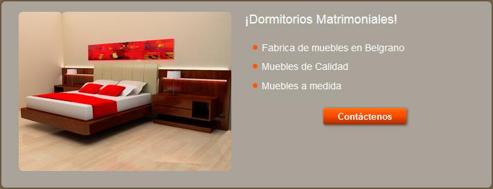 Ambientaci n de espacios cuartos matrimonial chico for Dormitorio matrimonial chico