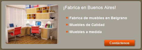 Tu fabrica de muebles en buenos aires for Mueblerias en capital federal buenos aires