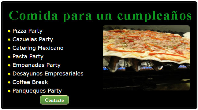 comida para un cumpleaños, lunch para cumpleaños, comida cumpleaños adultos, almuerzo para cumpleaños, donde festejar cumpleaños adultos, comidas para cumpleanos, donde festejar cumpleaños capital federal,
