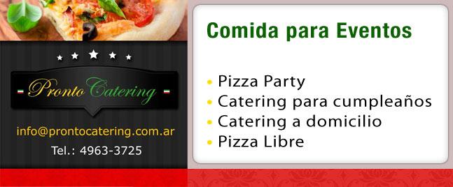 eventos empresariales, eventos catering, eventos cumpleaños, comidas para eventos especiales, helados para eventos, servicios de comida para eventos, catering para eventos zona norte,