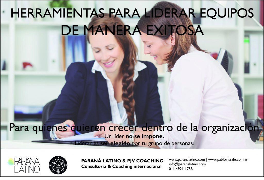 La importancia de formar lideres dentro de la empresa Pablo Javier Vissale