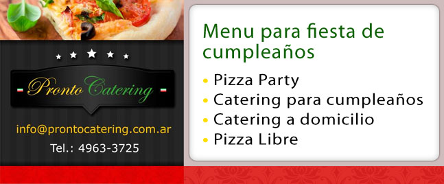Compartir en familia Pizza Party En Escobar